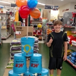 Ace hardware, , raising money for children