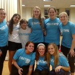 Dance-a-thon, raising money for children